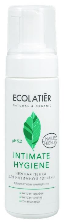 Пенка для интимной гигиены ECOLATIER Intimate Hygiene