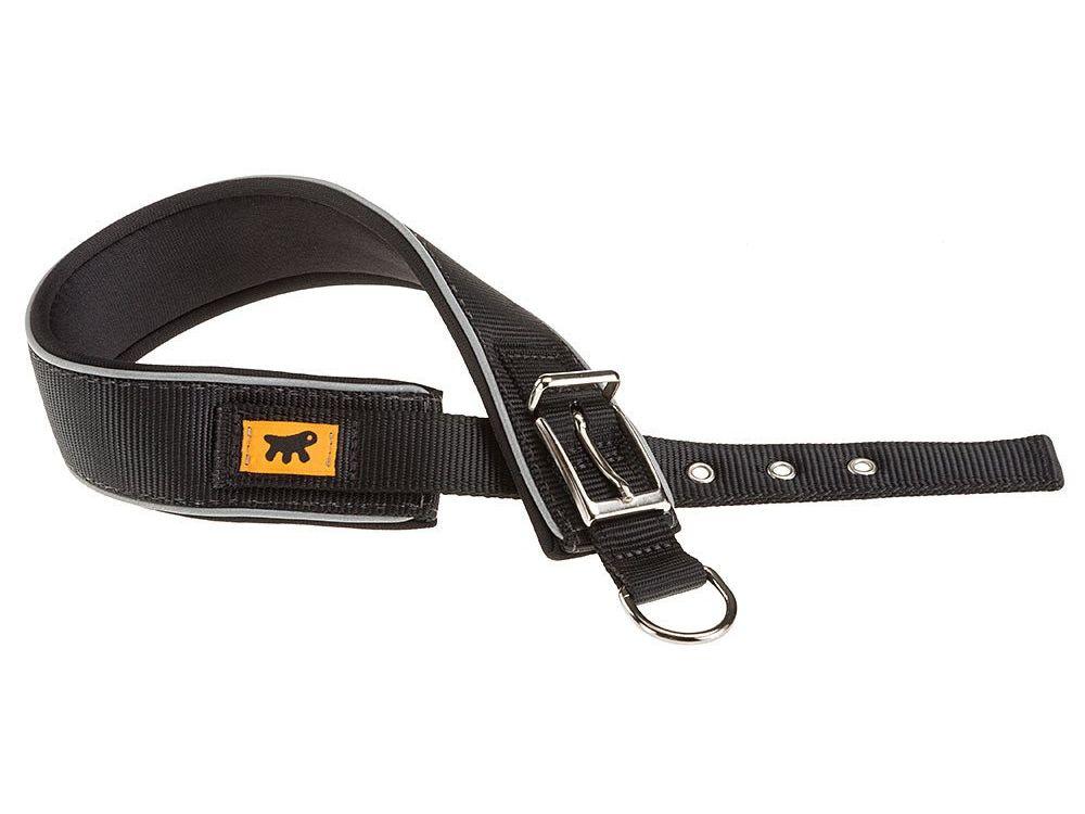 Ошейник Ferplast Daytona comfort Cf для собак (Длина: 37-45 см Ширина: 40 мм, Черный)