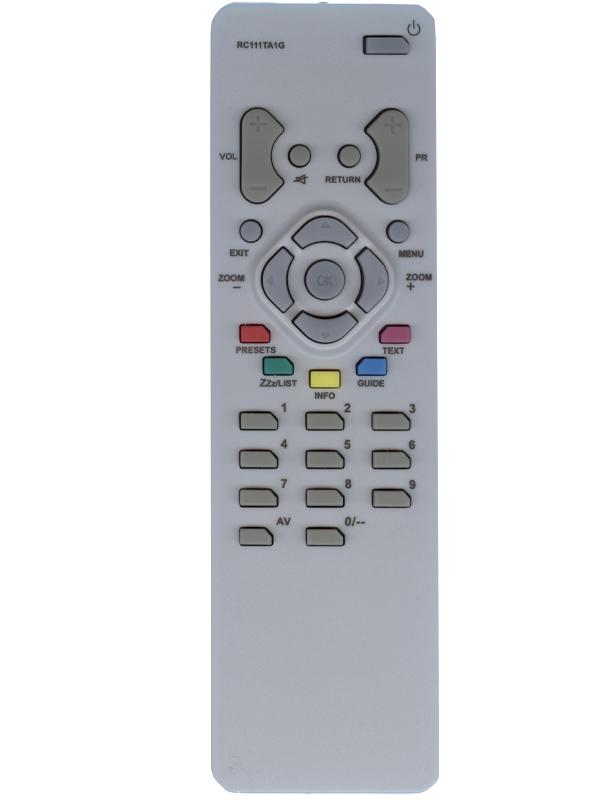 Пульт ДУ Huayu RC111TA1G для телевизоров Thomson