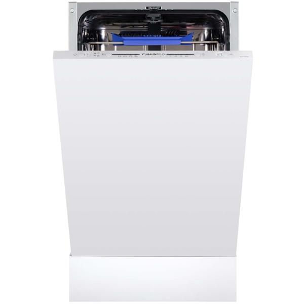 Встраиваемая посудомоечная машина 45 см Maunfeld MLP-08SR фото