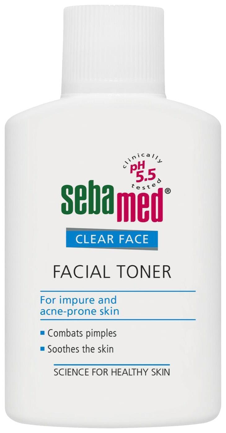 Купить Тоник для лица Sebamed Clear Face Facial Toner, 150 мл