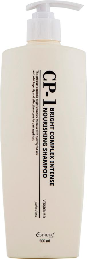 Шампунь Esthetic House CP-1 Bright Complex Intense Nourishing Shampoo Ver 2.0, 500 мл