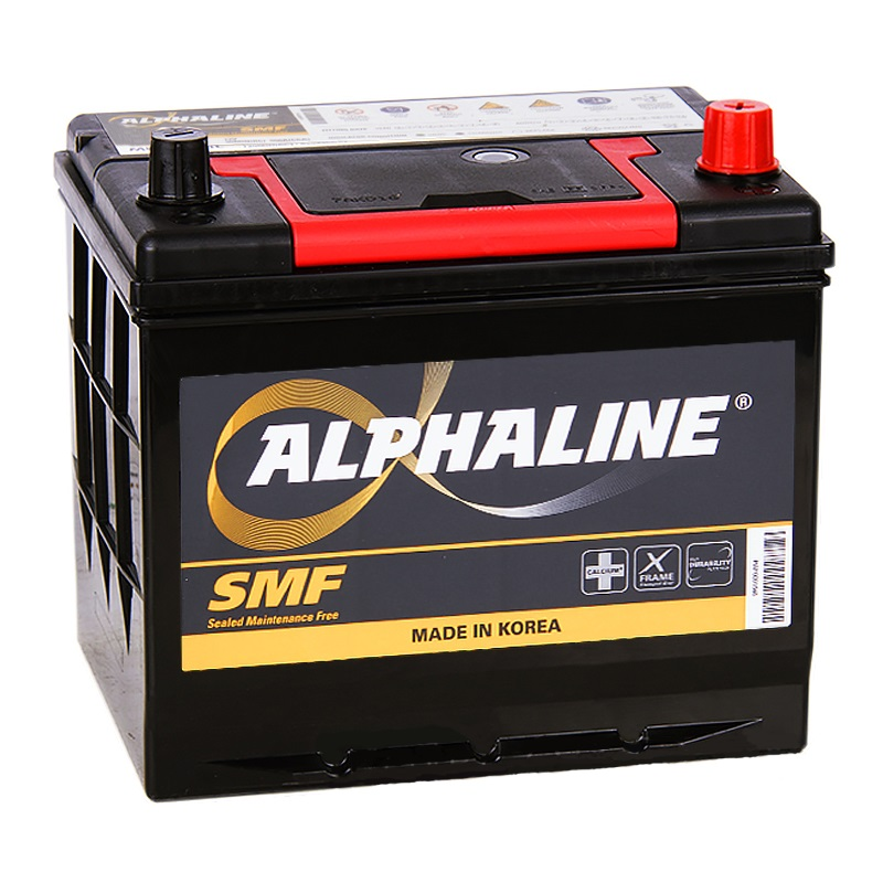 Аккумулятор ALPHALINE STANDARD 80D26L фото