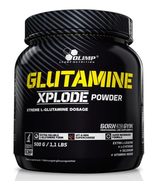 Глютамин, OLIMP Glutamine Xplode, 500 г