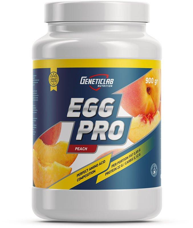 Протеин GeneticLab Nutrition Egg Pro 900