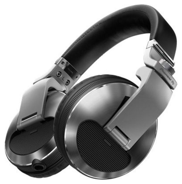 Наушники Pioneer HDJ-X10-S Silver/Black