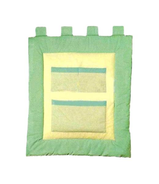 Текстильный карман в детскую кроватку FERETTI