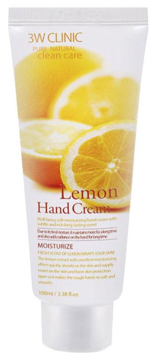 Крем для рук 3W Clinic Lemon 100 мл