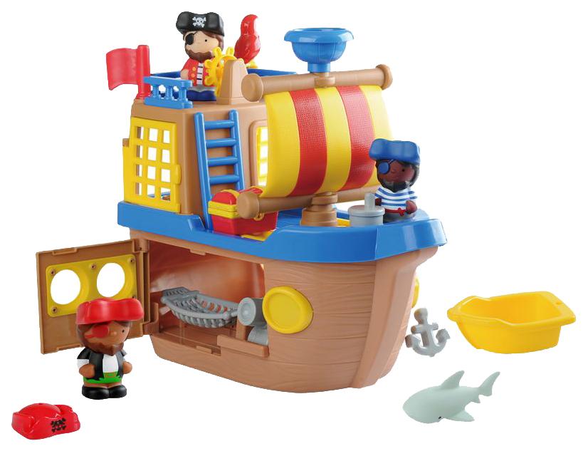 Набор игровой Playgo Toys Пиратский корабль фото