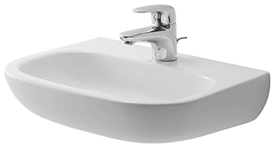 Раковина подвесная Duravit D-Code 7054500002 белый фото