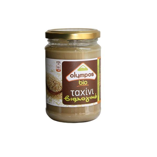 Тахини Олимпос кунжутная паста органическая био 280 г