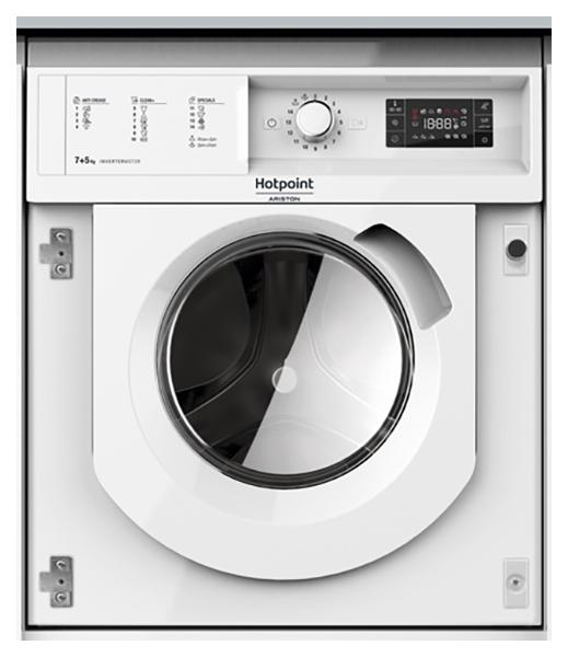 Встраиваемая стиральная машина HOTPOINT-ARISTON BI WDHG 75148 EU BI WDHG 75148 EU