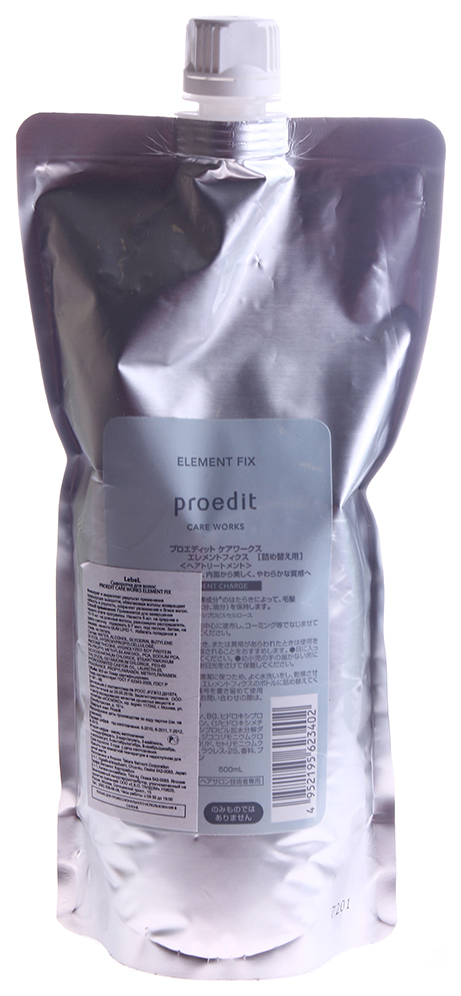 Купить Сыворотка для волос Lebel Proedit Element Charge Care Works Element Fix 500 мл