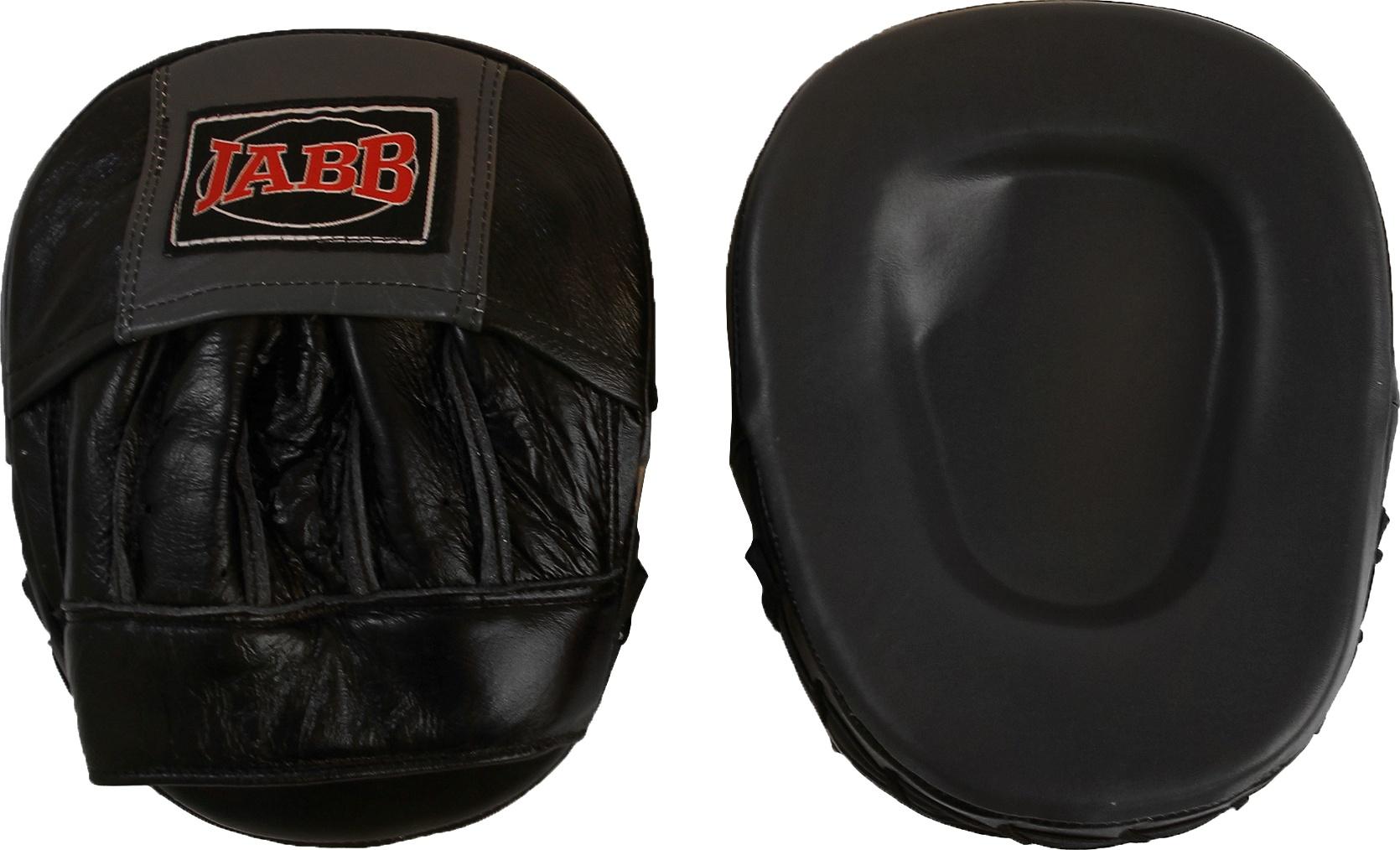 Боксерские лапы Jabb JE 5000 черные