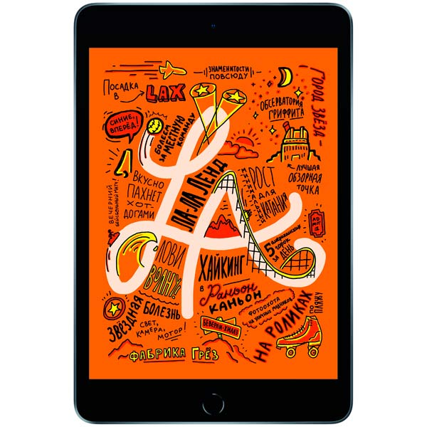 Планшет Apple iPad Mini (2019) Wi