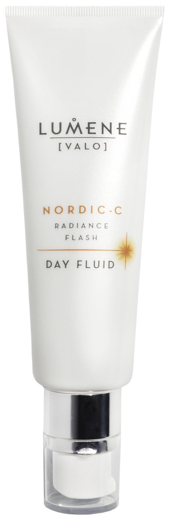 Флюид для лица Lumene Valo Nordic-C Radiance Flash Day Fluid 50 мл
