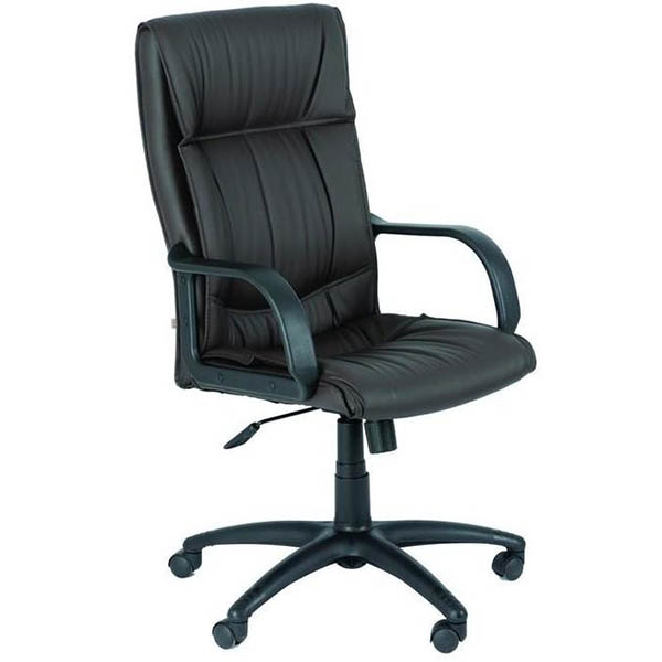 Офисное кресло TetChair Davos, черный