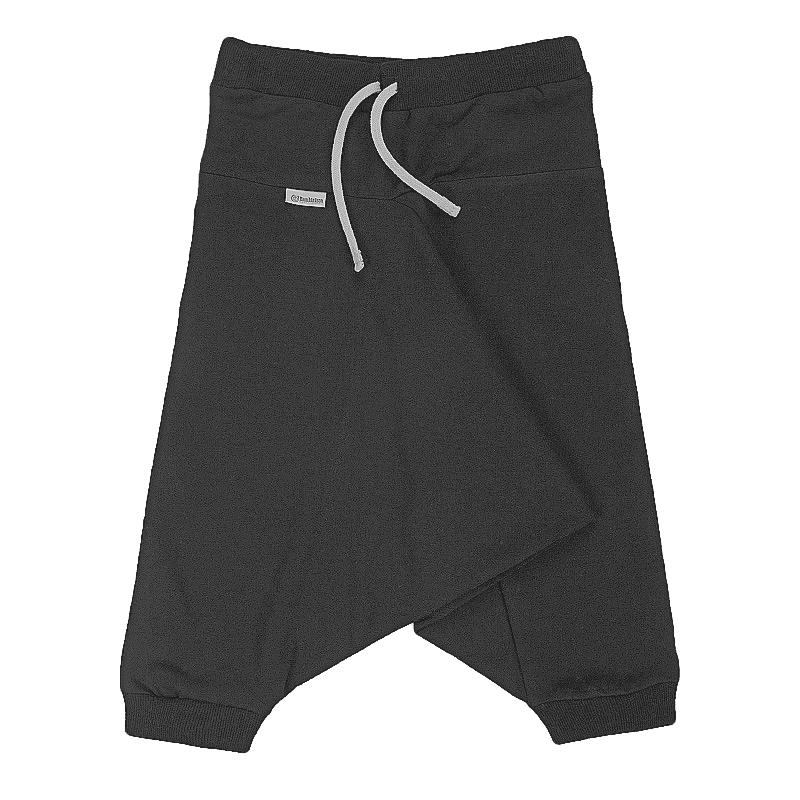 Купить Брюки детские Bambinizon Черные ШТФ-ЧЕР р.110 черный, Детские брюки и шорты