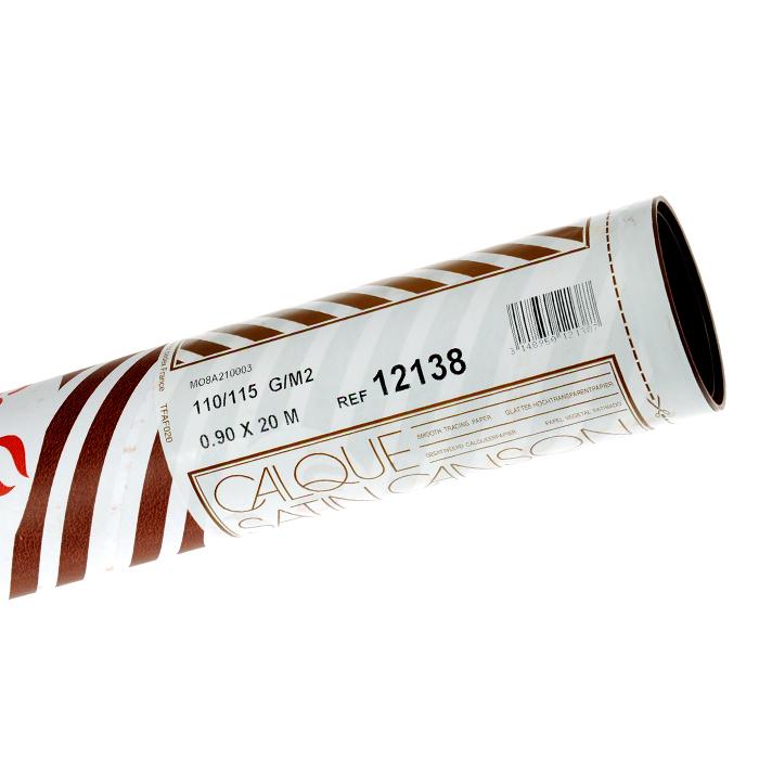 Canson Калька в рулоне CANSON, 110г/м2, 90х2000см фото