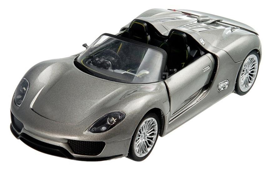 Купить Радиоуправляемая машинка Meizhi 918 Spyder Серебристый, Радиоуправляемые машинки