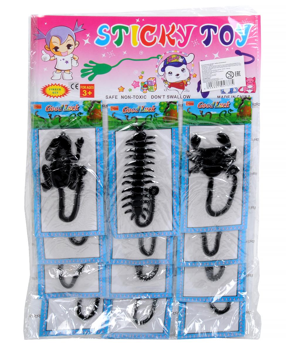 Купить SHANTOU Набор лизунов Насекомые (12 штук в наборе) IT104735, Shantou Gepai, Лизуны