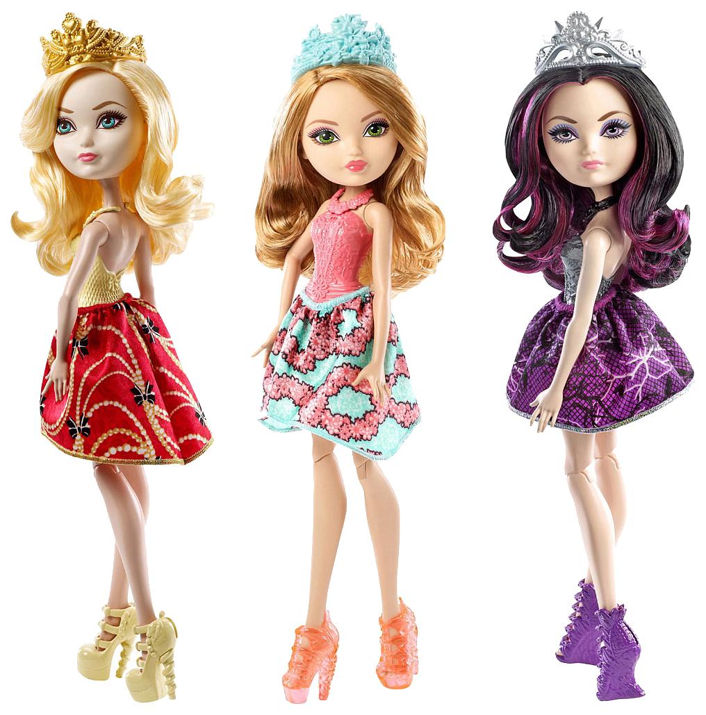 Кукла Ever After High Mattel Сказочные принцессы