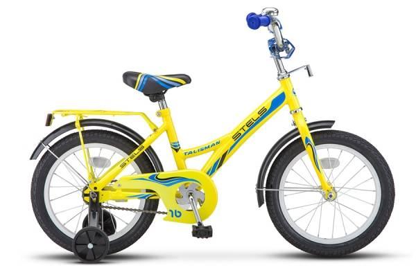 Детский велосипед STELS Talisman желтый