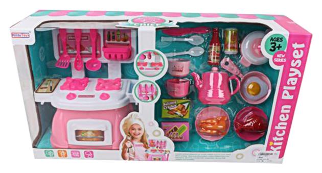 Купить Детская кухня Наша Игрушка Кухня поваренка BL-103B, Наша игрушка