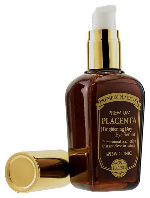 Сыворотка для глаз 3W Clinic Premium Placenta