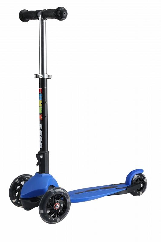Самокат Funny Scoo RAY MS-915 синий