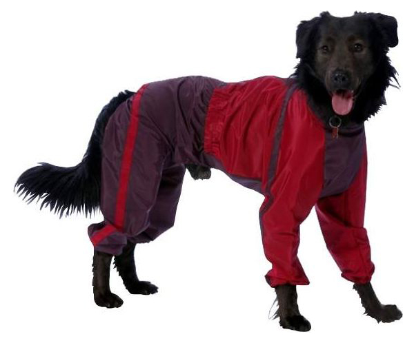 Комбинезон для собак ТУЗИК Бульмастиф, теплый, женский, в ассортименте