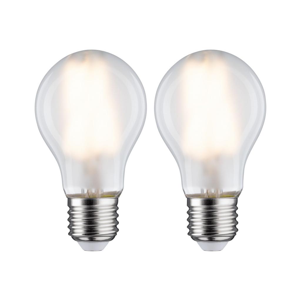 LED Fil 2er AGL 806lm E27 6,5W