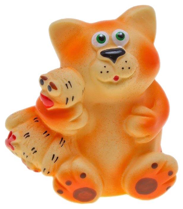 Купить Игрушка для купания Кудесники Кот и гусь СИ-168 в ассортименте, ПКФ Игрушки, Игрушки для купания малыша