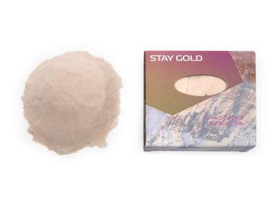 Гималайская розовая молотая соль STAY GOLD 500 гр