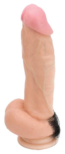 Фаллоимитатор Kong Realistic Cock with Removable Vac-U-Lock Suction Cup 23,6 см