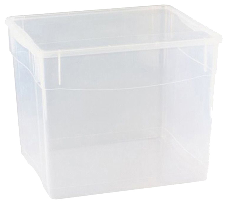 Ящик для хранения Econova Кристалл 34 л