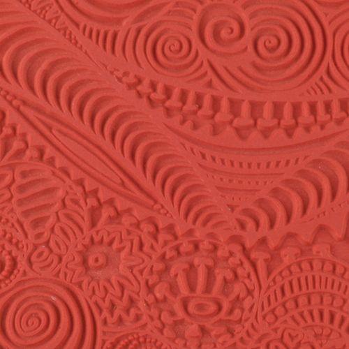 CE95001 Текстура для пластики резиновая Cernit Фристайл,