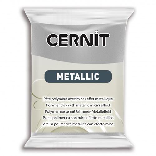 CE0870056 Пластика полимерная запекаемая Cernit METALLIC, 56 г,  - купить со скидкой