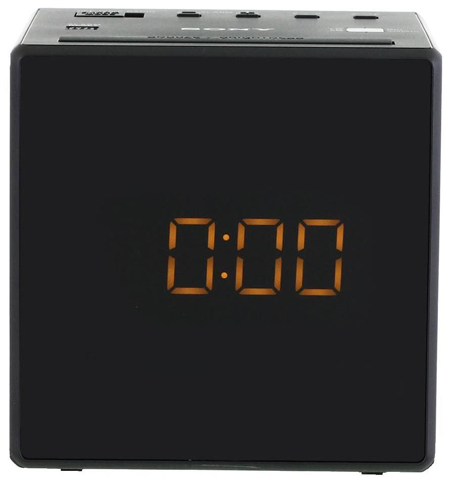 Радио часы Sony ICF C1/BC