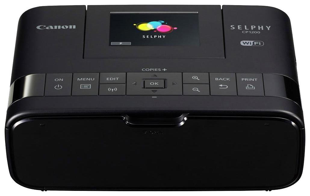 Компактный фотопринтер Canon Selphy CP1200