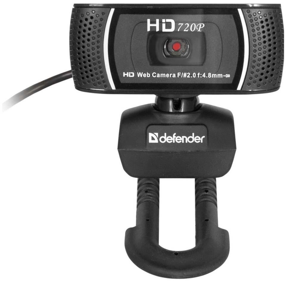 Web камера Defender G lens 2597 HD720p