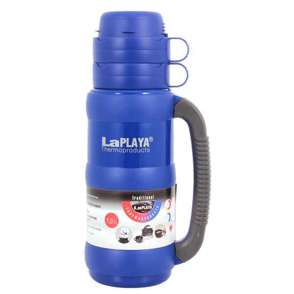Термос LaPlaya Traditional 560006 1 л синий