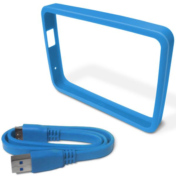Кейс для портативного USB диска/внеш.HDD WD GRIP