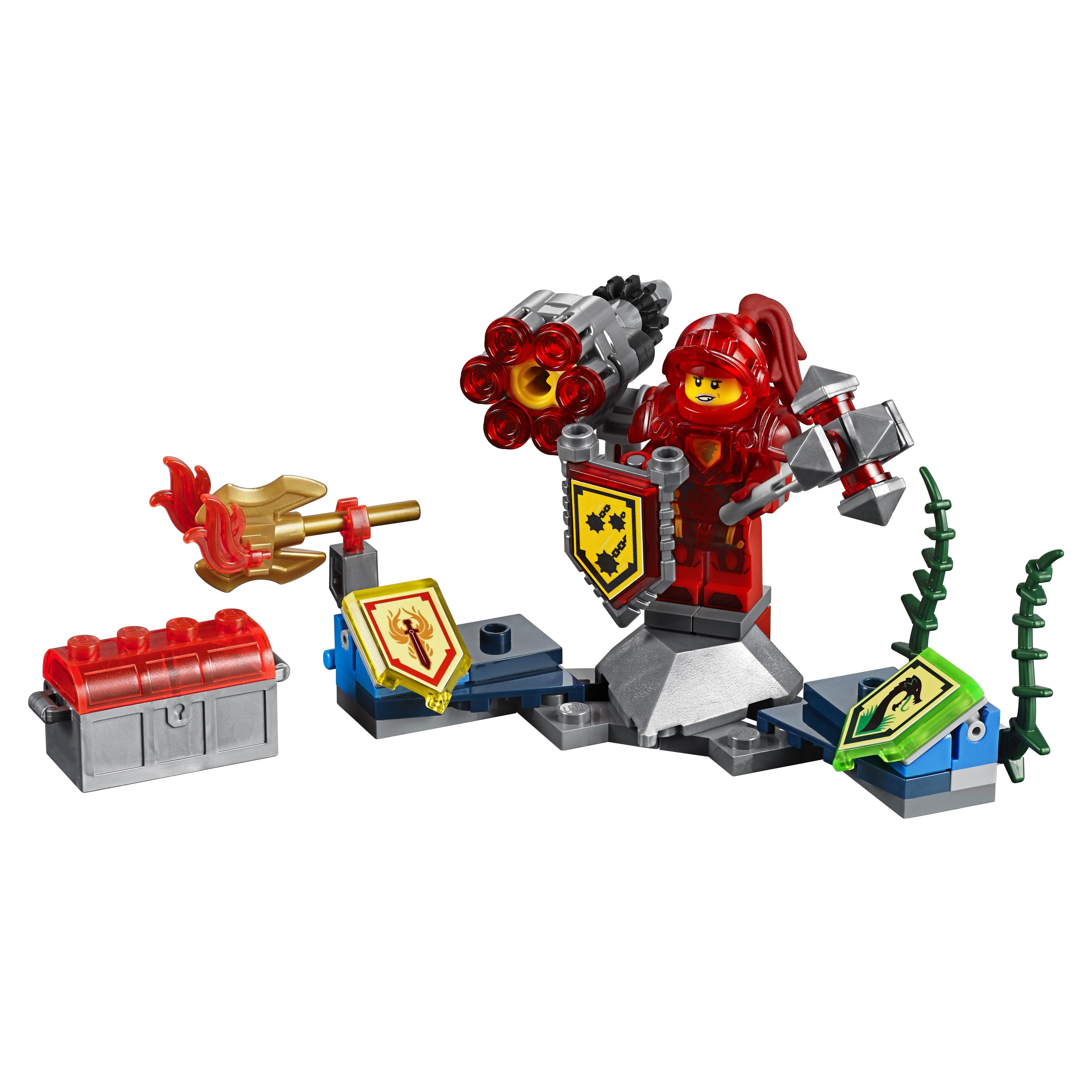Купить Конструктор LEGO Nexo Knights Мэйси – Абсолютная сила (70331),