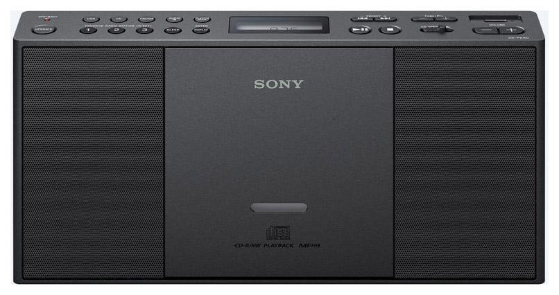 Магнитола Sony ZS PE60 Черный