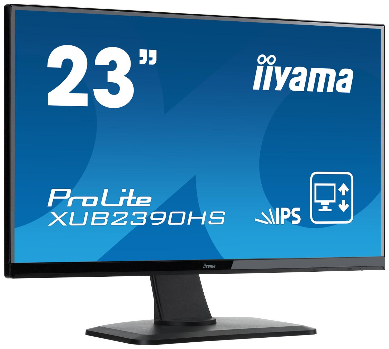 Монитор Iiyama ProLite XUB2390HS-B1  - купить со скидкой
