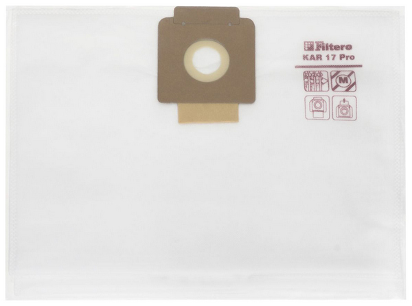 Пылесборник Filtero KAR 17 Pro фото