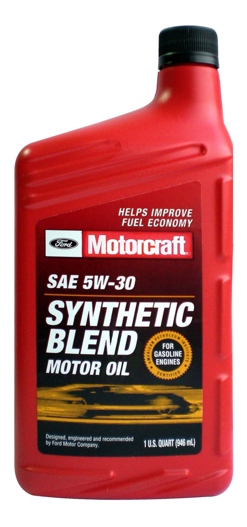 Моторное масло Motorcraft Premium Synthetic Blend
