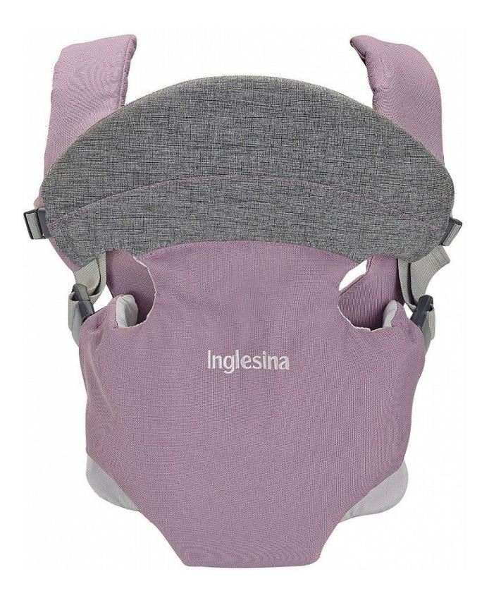 Рюкзак для переноски детей Inglesina Front Розовый-Серый