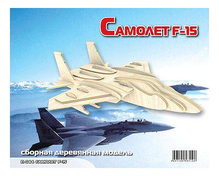Купить Самолет F15, Модель для сборки Чудо-дерево Самолет F15, Чудо-Дерево, Модели для сборки